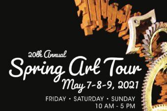 Earth Arts Spring Art Tour – 2021
