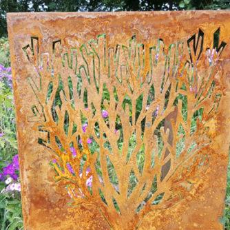 Large Tree Garden Panel