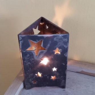 Mini Star Luminarie Glowing