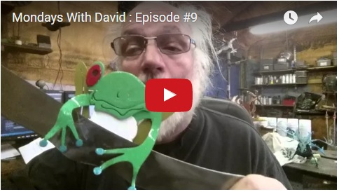 Mondays With David : Episode #9