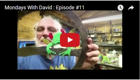 Mondays With David : Episode #11