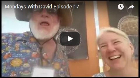 Mondays With David Episode 17