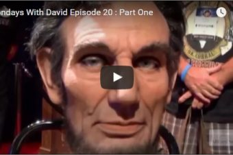 Mondays With David Episode 20 Part One