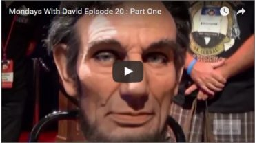 Mondays With David Episode 20 (Part One)