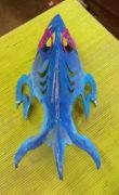 Blue Stubby Shark