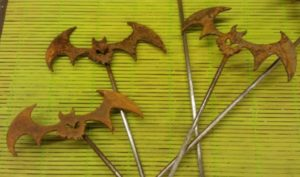 Small Bat Sticks