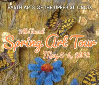 Earth Arts Spring Art Tour – Day Three
