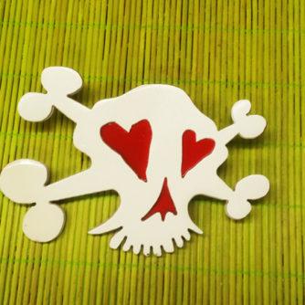 Love Skull Front