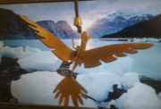 Hanging Hummingbird - Back