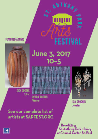 St Anthony Park Arts Festival 2017