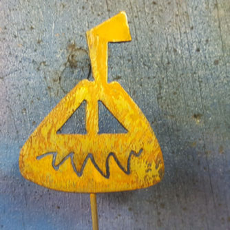 Triangle Pumpkin