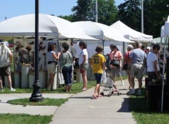 Shell Lake Art Festival