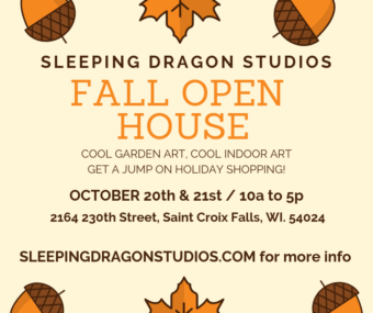 Open House at the Studio